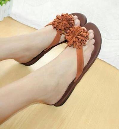 Sandal Wanita Flat Flip Flop Marlee DN-21