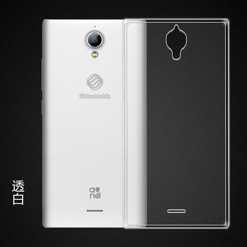 China Mobile China Mobile Casing HP A1/M623C Shell M631/A2 Silikon Transparan Anti Jatuh