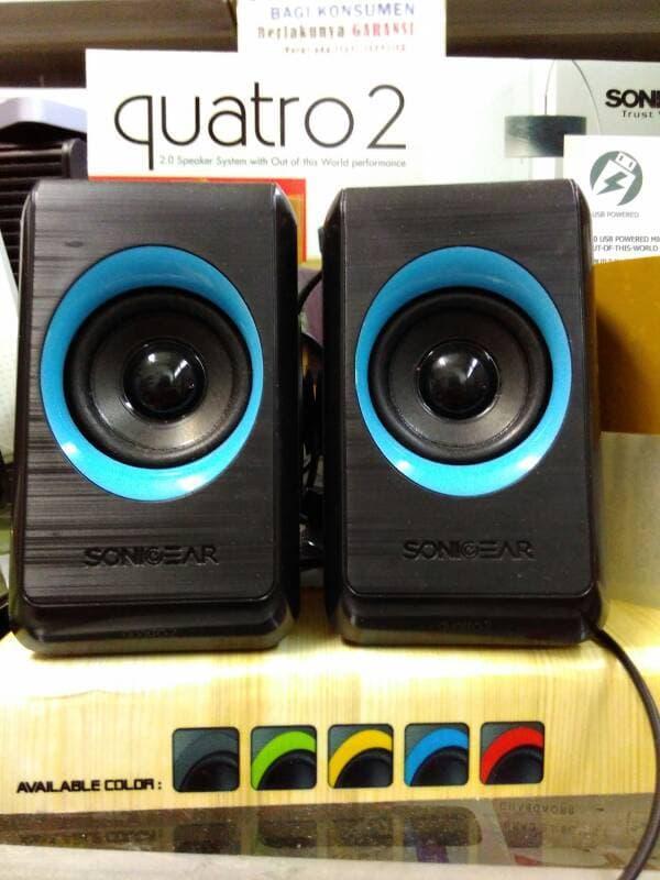 Promo Terpopuler Speaker Sonigear Quatro 2