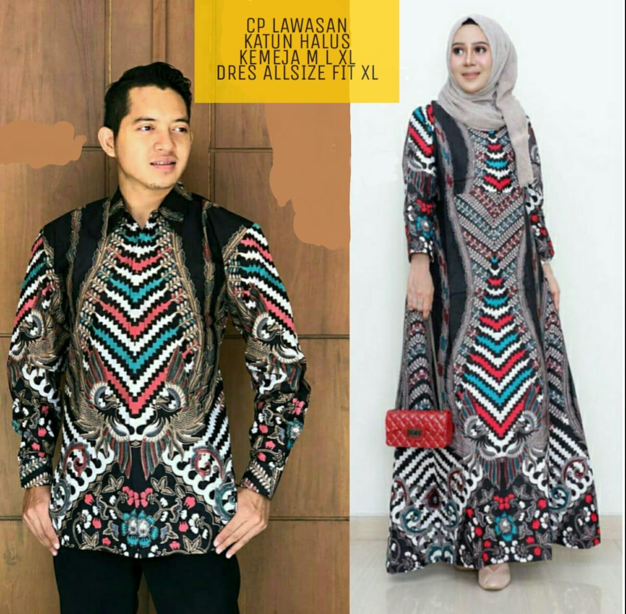 The Cheapest Price Termurah Batik Couple Couple Batik Baju