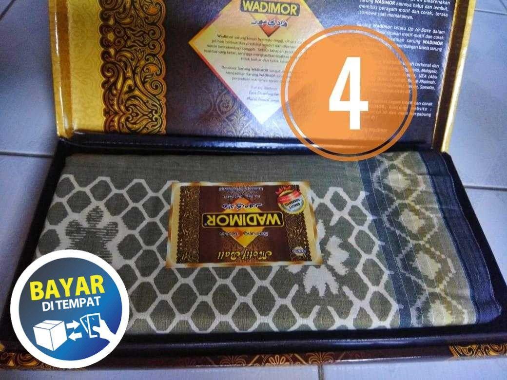 Sarung Wadimor motif Bali (Wadimor Bali) 4