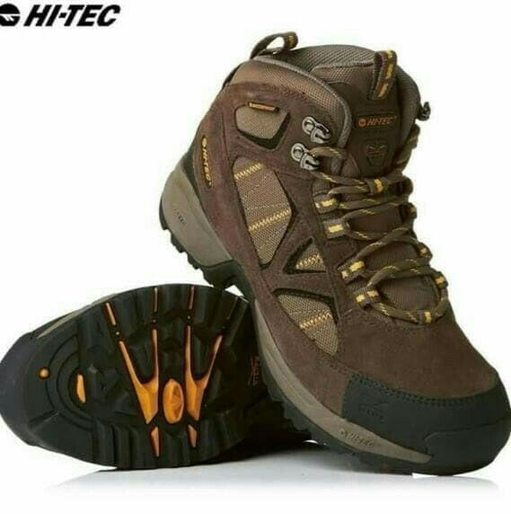 BEST SELLER!!! Murah Sepatu gunung Hi-tec Arran Waterproof not eiger consina rei - 9PEKV6