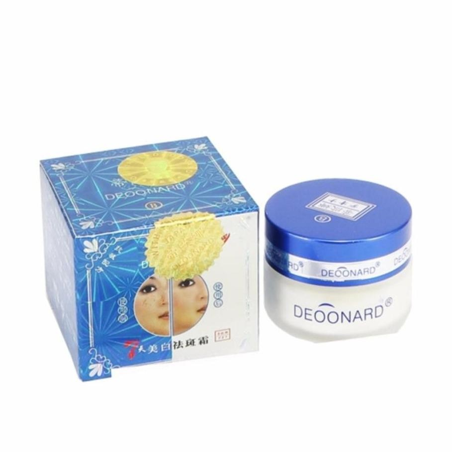 Buy Sell Cheapest Deoonard Blue Original Best Quality Product Sabun Whitening Hitam Anti Septic Hijau Night Cream B 25 Gr