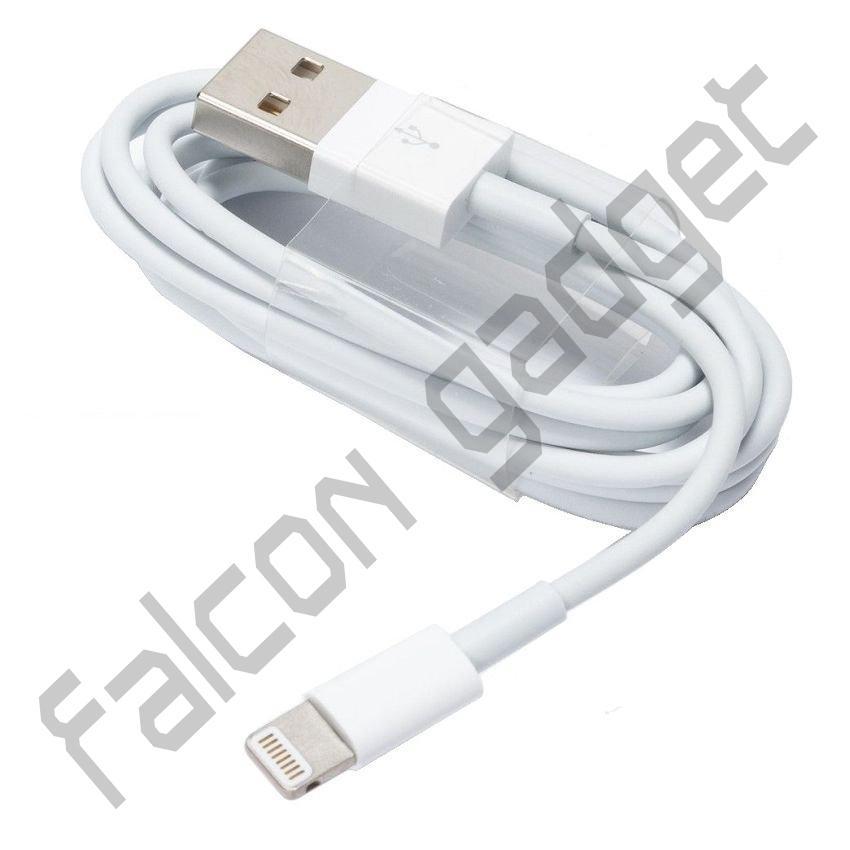 Cable Lightning Kabel Data Lightning Untuk iPhone 5 / 5c/ 5s / iPad Mini - Putih