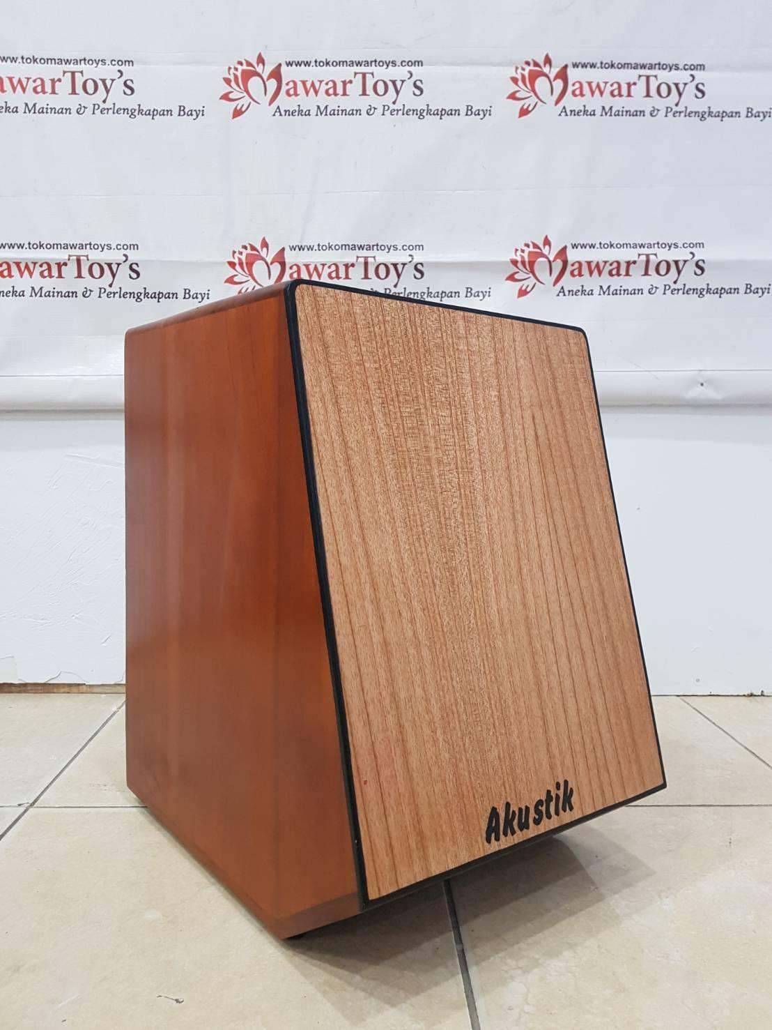 Buy Sell Cheapest Cajon Koning Beatrix Best Quality Product Deals Trapesium Electric Akustik Bonus Tas
