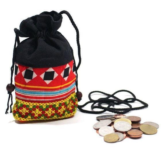 Thailand Hmong Coin Purse