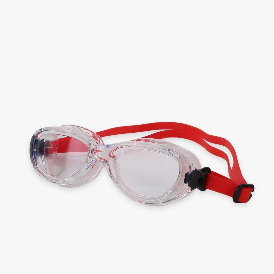 Speedo Junior Futura Classic Goggles - Merah