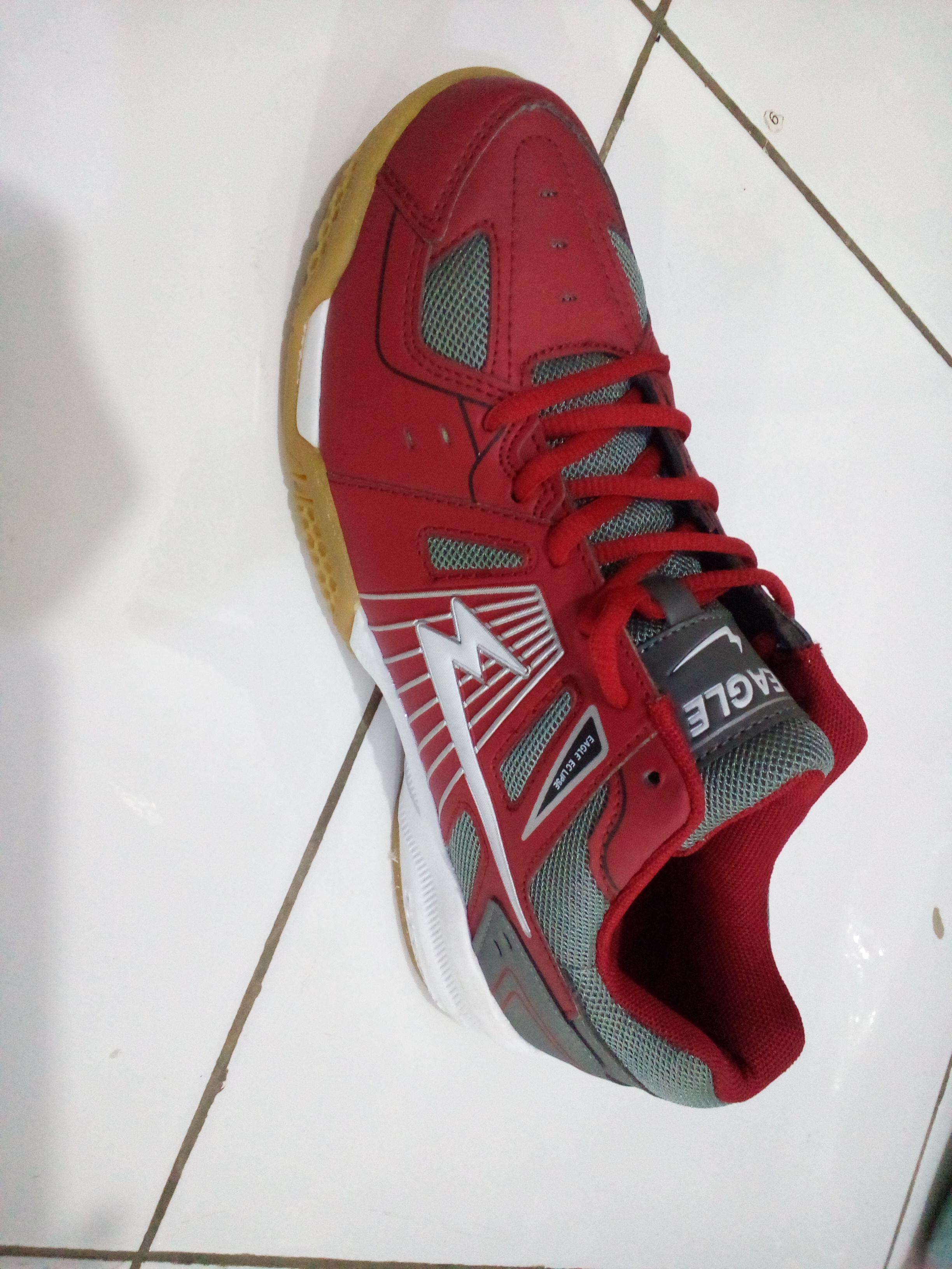 Jual Sepatu Eagle Terbaru Eclipse Badminton
