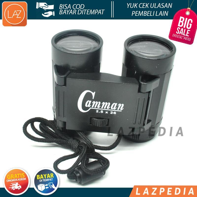 Laz COD - Teropong Mainan Binoculars Anak Outdoor Telescope - Lazpedia / B256
