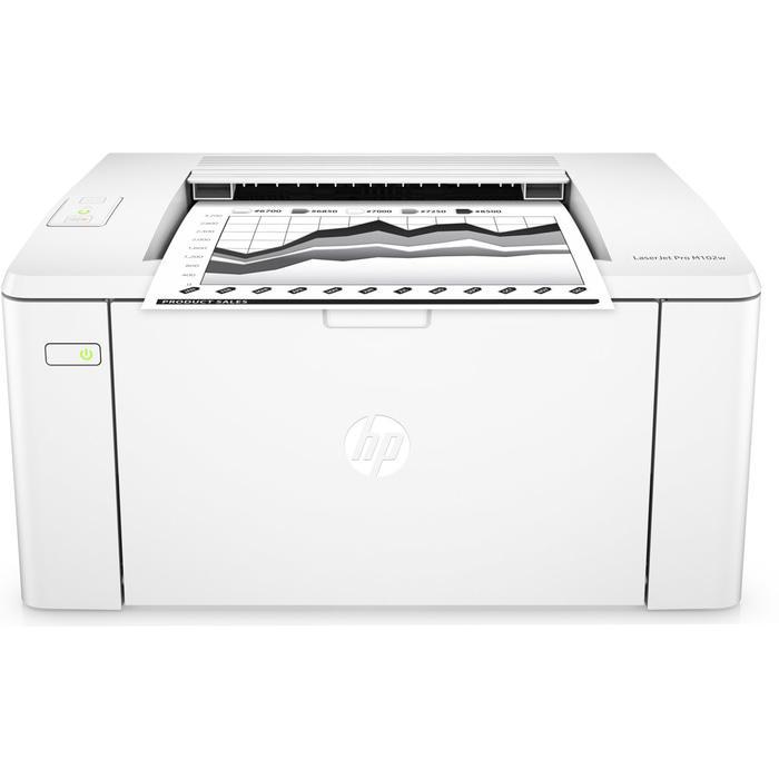 Printer HP LaserJet Pro M102a  Putih