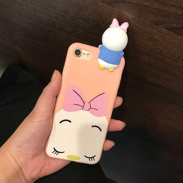 Casing 3D Cartoon Disney Tsum Tsum for iPhone 7/8