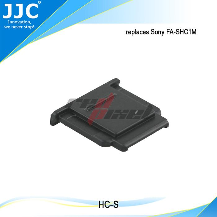 JJC HC-S ~ HOT SHOE COVER REPLACES SONY FA-SHC1M