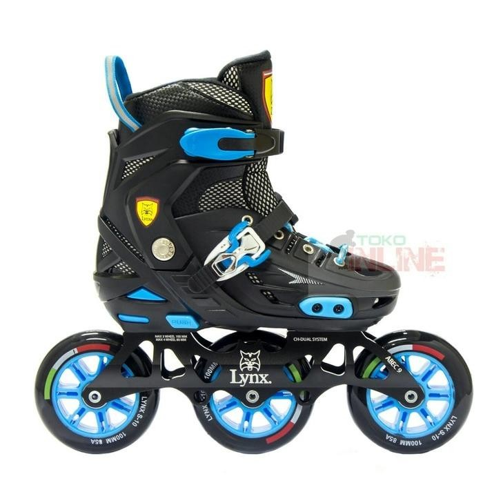 Sepatu Roda LYNX SPH30 Semi Speed Inline Skate - Blue