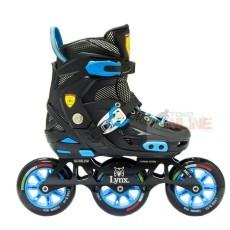Lynx Sepatu Roda Inline Skate Lynx Blacken Hitam - Harga Terkini dan ... a9e183af7e