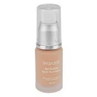 Produk Wardah Exclusive Liquid Foundation 02
