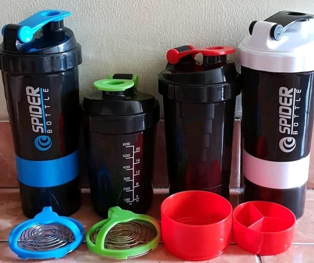 SHAKER SPIDER SMART FITNESS GYM - Botol Minum Fitness Spider Bottle Smart Shaker Gym Water Bottle