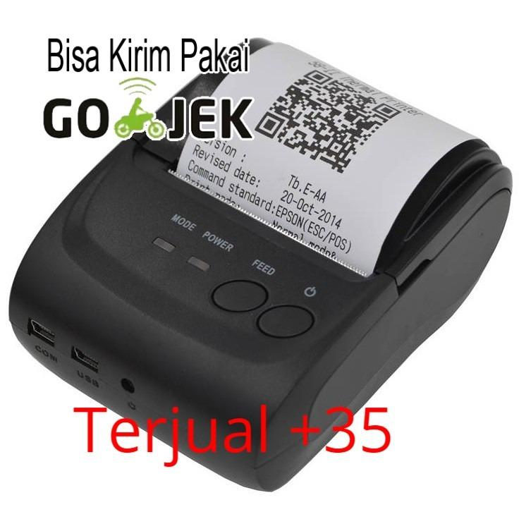 Printer Resep Thermal Bluetooth Zjiang ZJ-5802