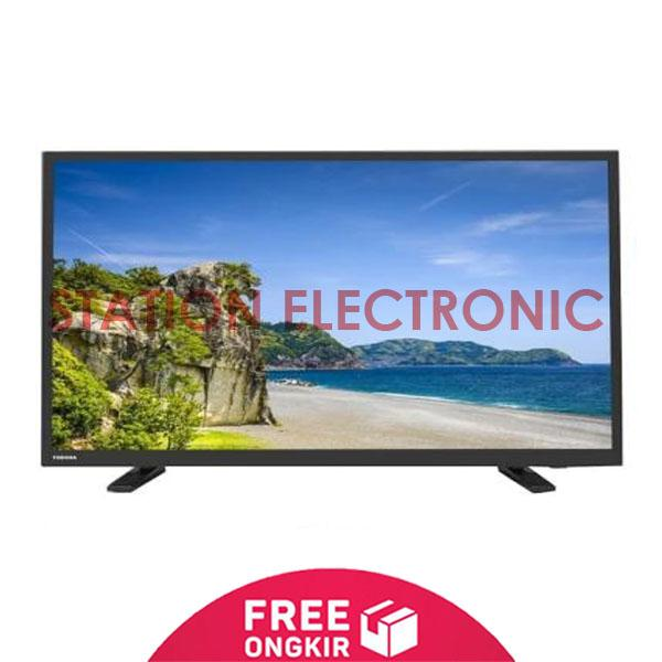 TOSHIBA HD Ready LED TV w/ USB Movie 24 - 24L2800 - Khusus JABODETABEK
