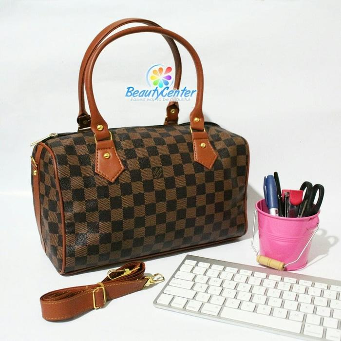 PROMO  Tas LV Replika (KW) / D 4541 / Kualitas Oke / Hand & Shoulder Bag  TERLARIS