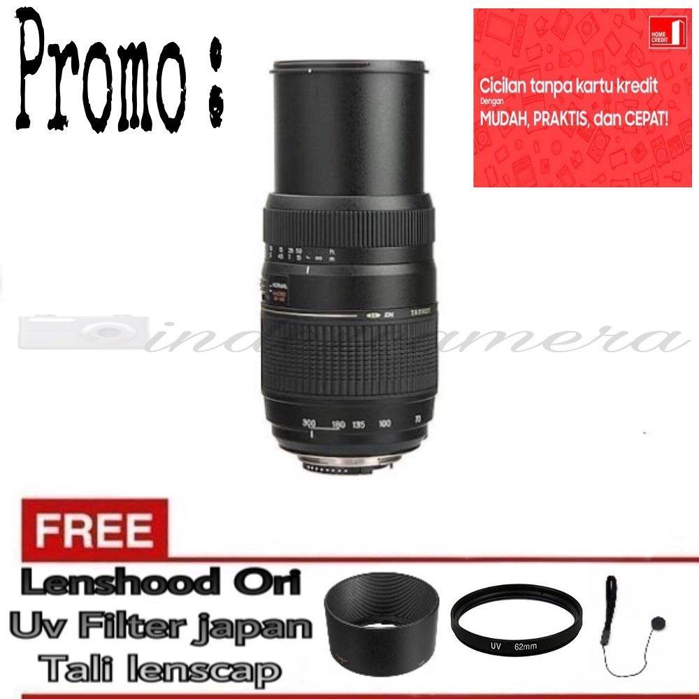 Lensa Tamron AF 70-300MM F4-5.6 Di LD Macro