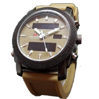 Swiss Army Fashion SA 0003 - Jam Tangan Pria - Rubber