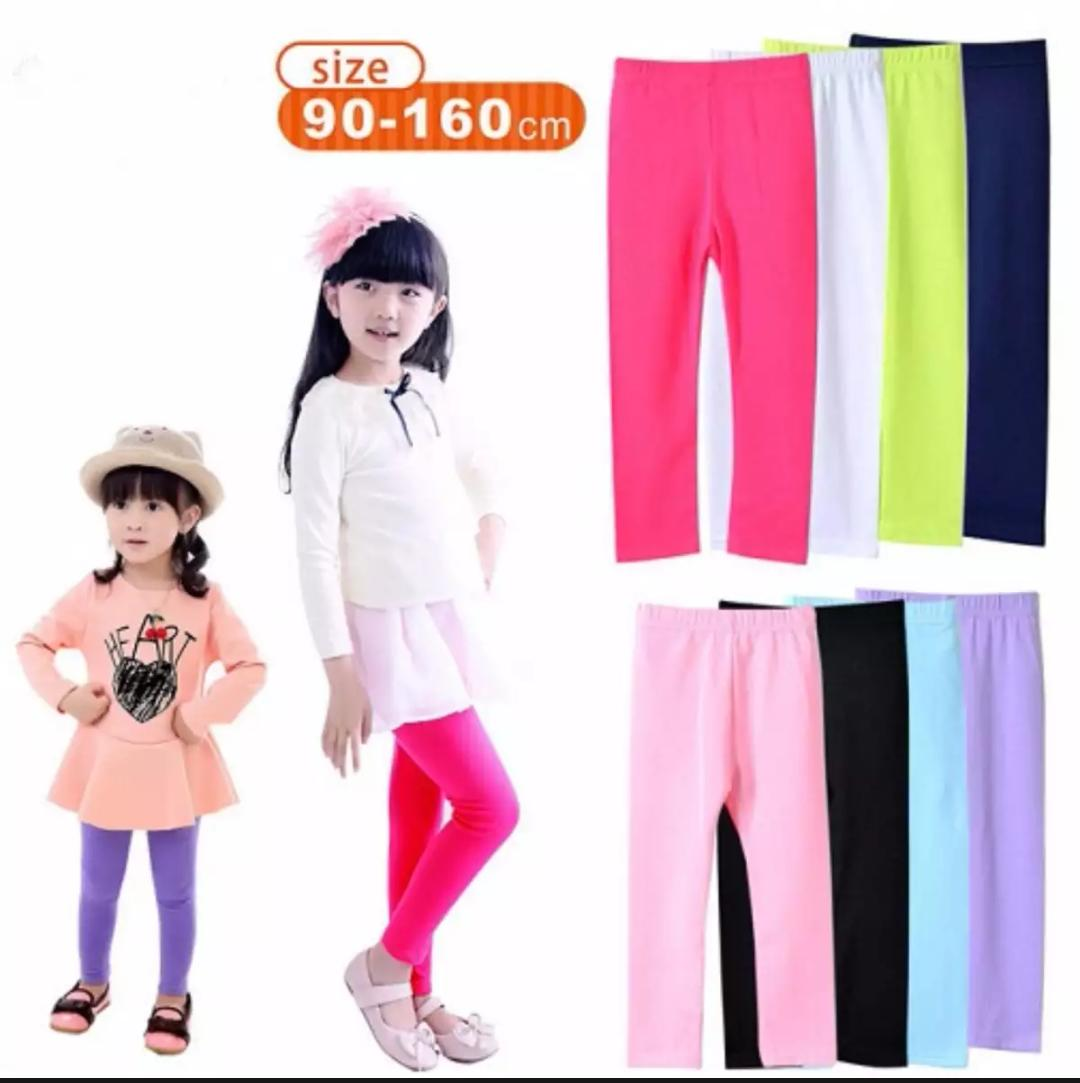 Jual Legging Bayi Perempuan Terbaik Lazada Dress Bunga 1 5 Tahun Baju Anak Lengan Buntung Lucu Tutu Pink Kemerahan 3pc Celana Polos Kaos Random Warna 2 3 4 6 7