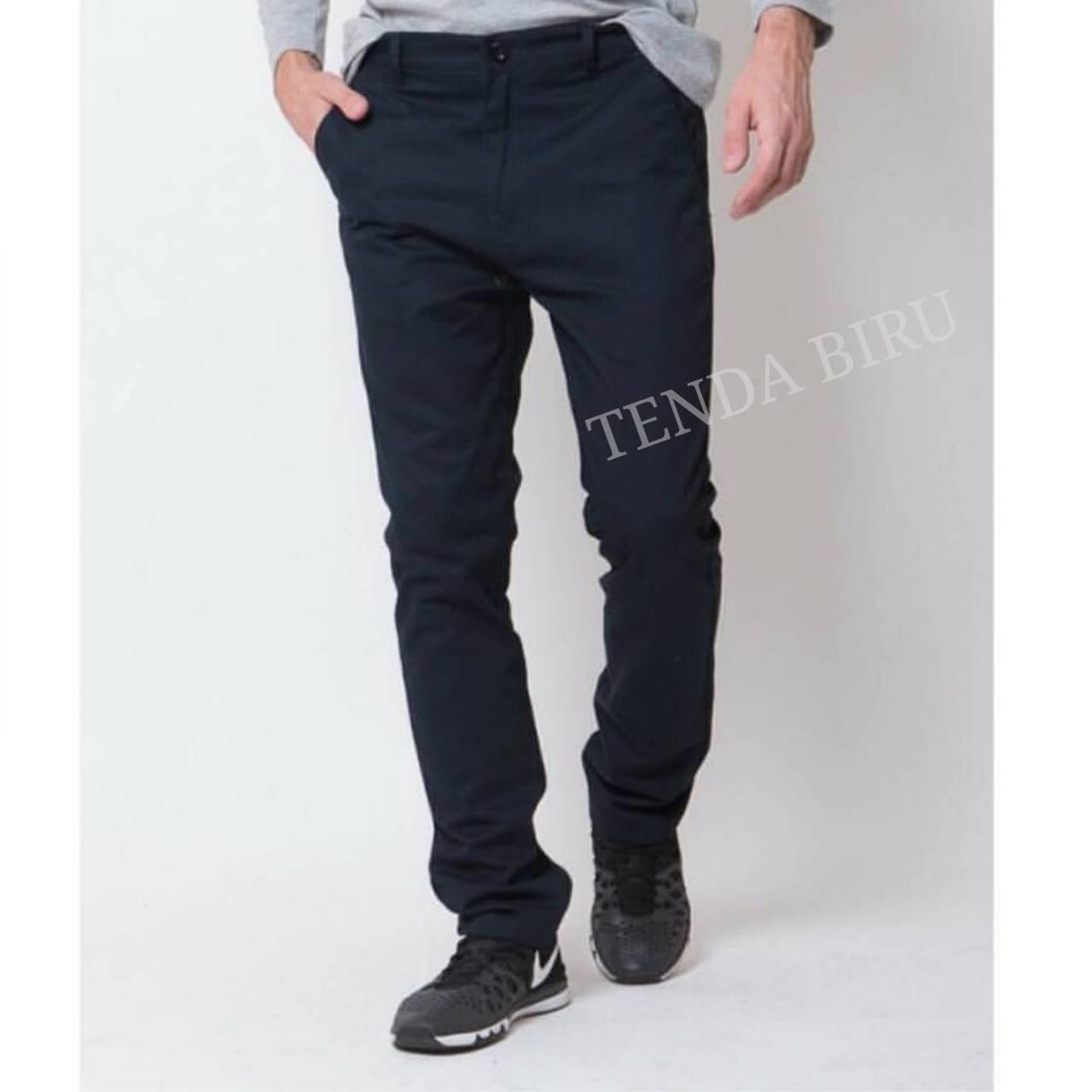 Pants Chino Celana Pendek Pria Panjang Exlusive Trendy