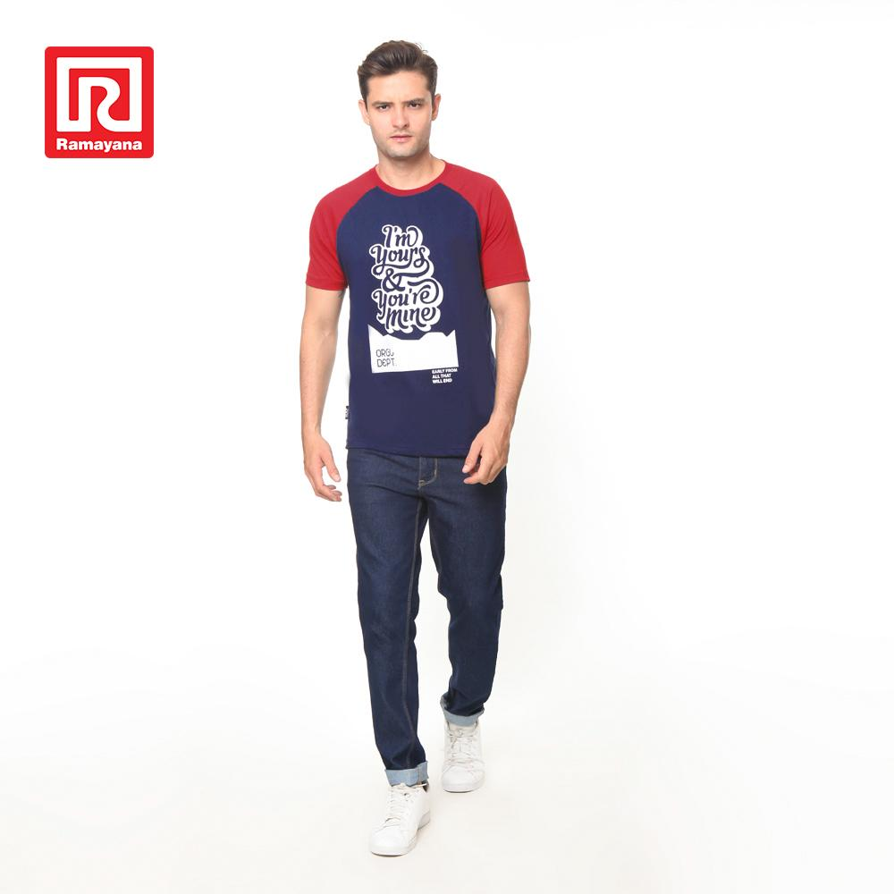 Ramayana - RAF - Kaos Tshirt Raglan I'm Yours