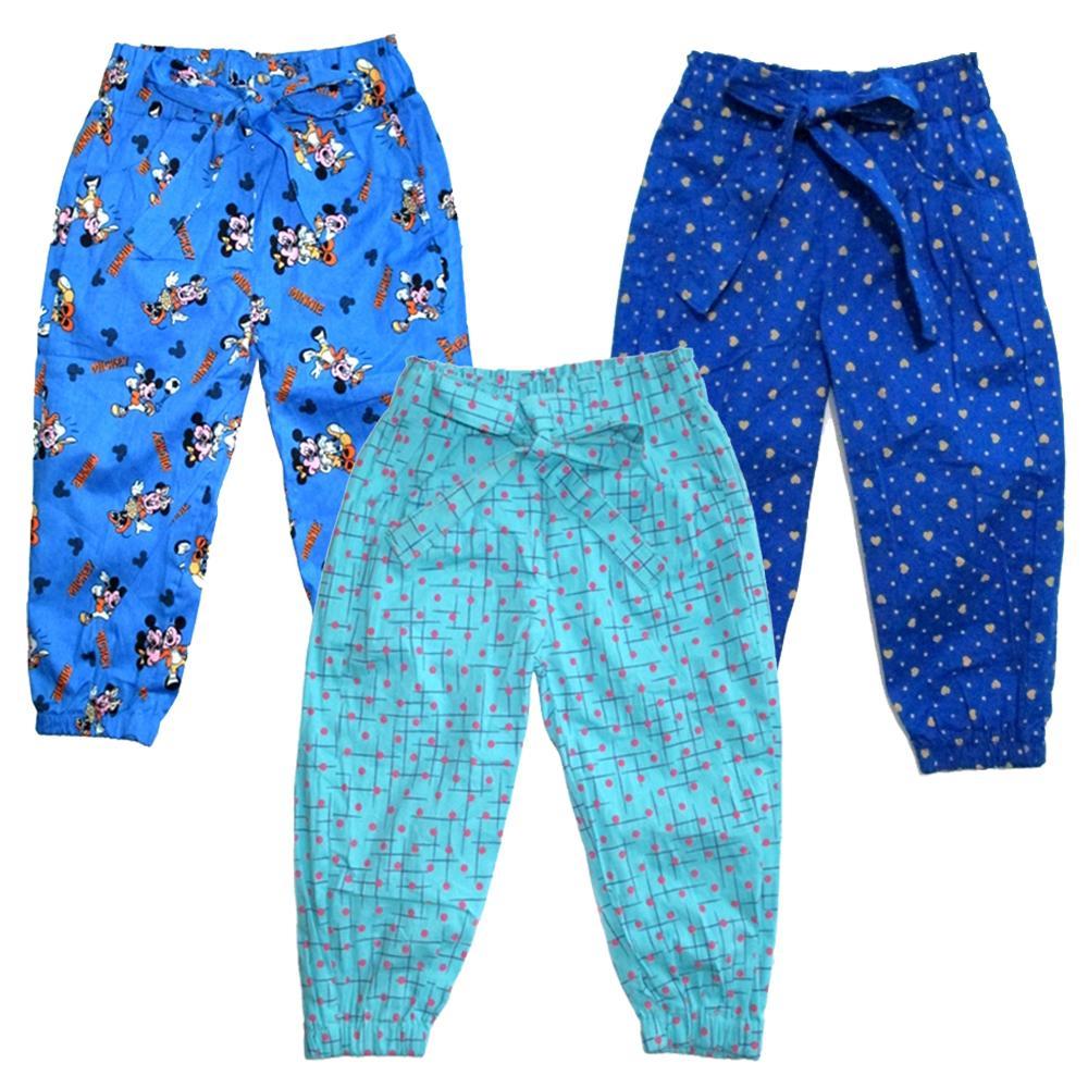 Celana Jeans Anak Perempuan Cutbray Size M 1 2 Tahun Jogger Premium 6