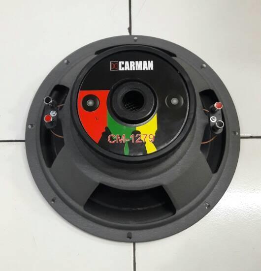 Terlaris Subwoofer 12 Inch CARMAN CM1279 speaker aktif / speaker bass