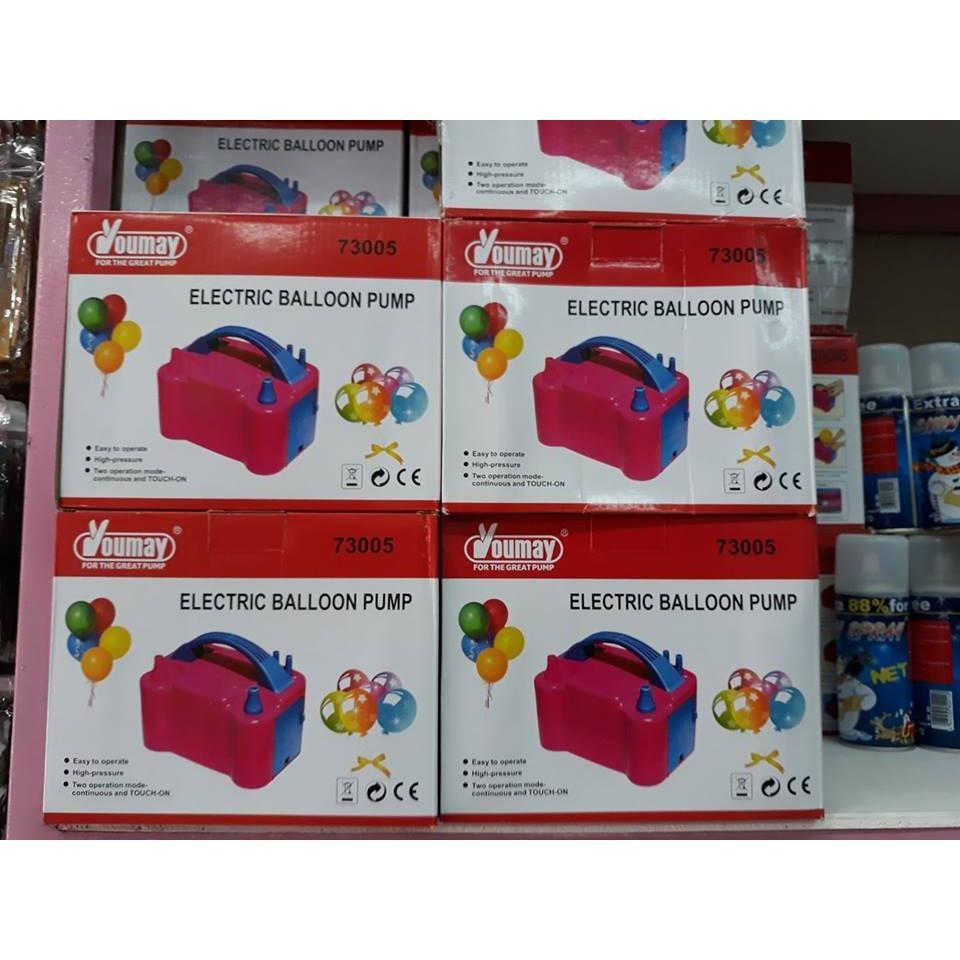 ANTON_SHOP-Pompa BALON elektrik / listrik Electric balloon pump
