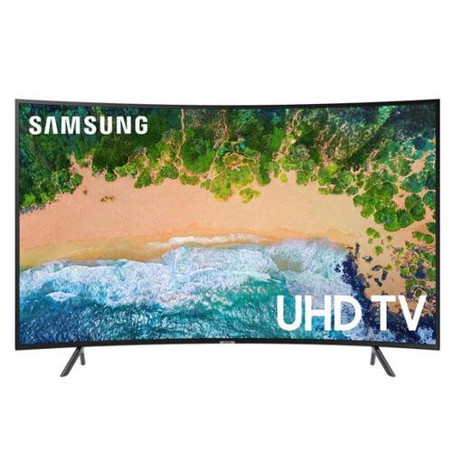 SAMSUNG CURVED 4K UHD Smart Digital LED TV 49 - 49NU7300 - Khusus JABODETABEK