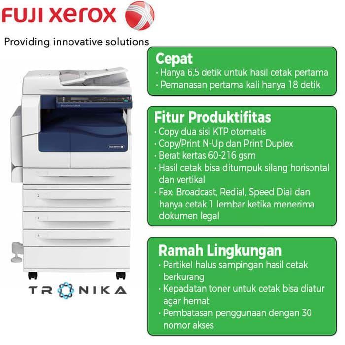 Original Mesin Fotocopy Fuji Xerox DocuCentre S2520