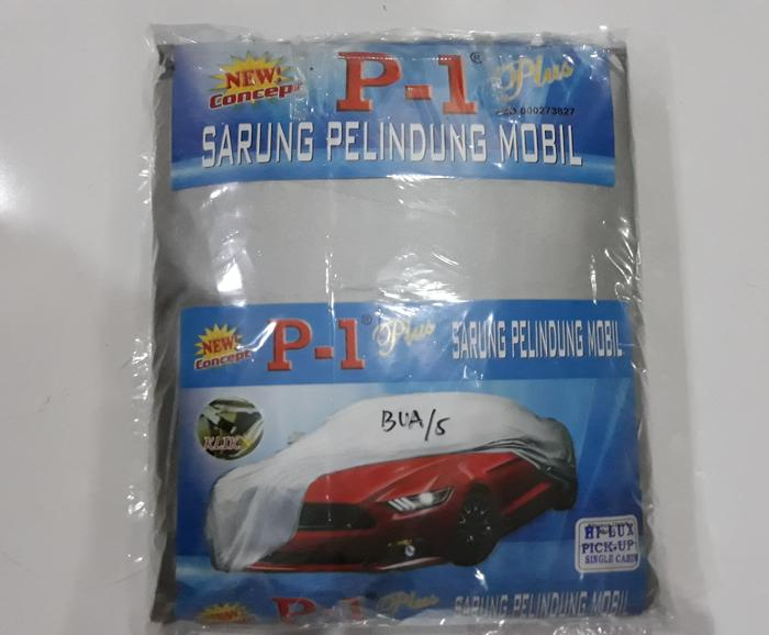 BEST SELLER!!! COVER BODY SARUNG MOBIL P1 HILUX PICK UP SINGLE KABIN - mMzn4v