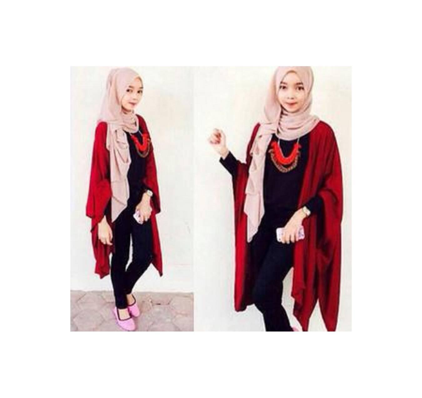 Hijab Set 4in1 Yovita BL