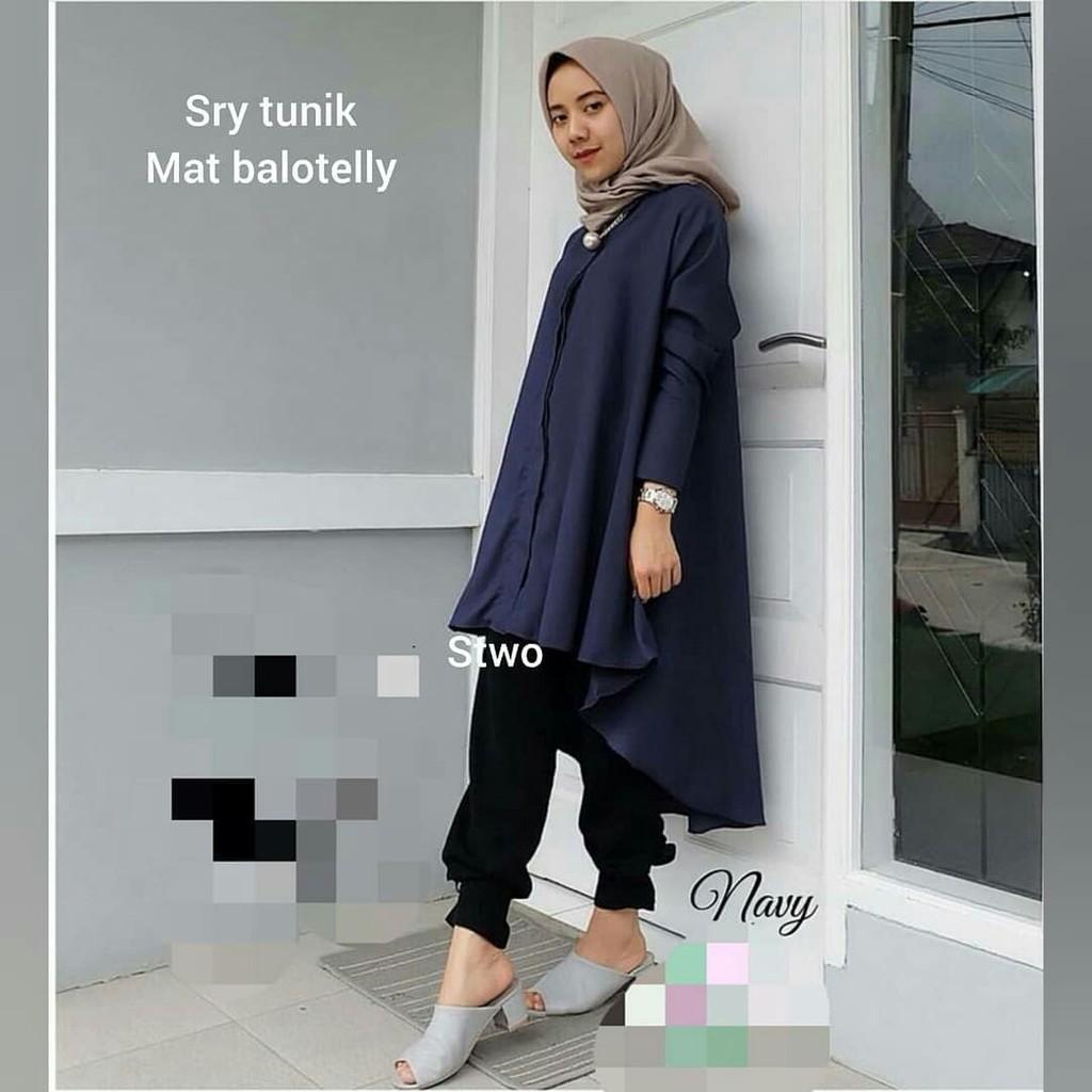 Bps Sry Tunik Baju Atasan Wanita Trendy - Daftar Harga Terlengkap ... 783f9995d3