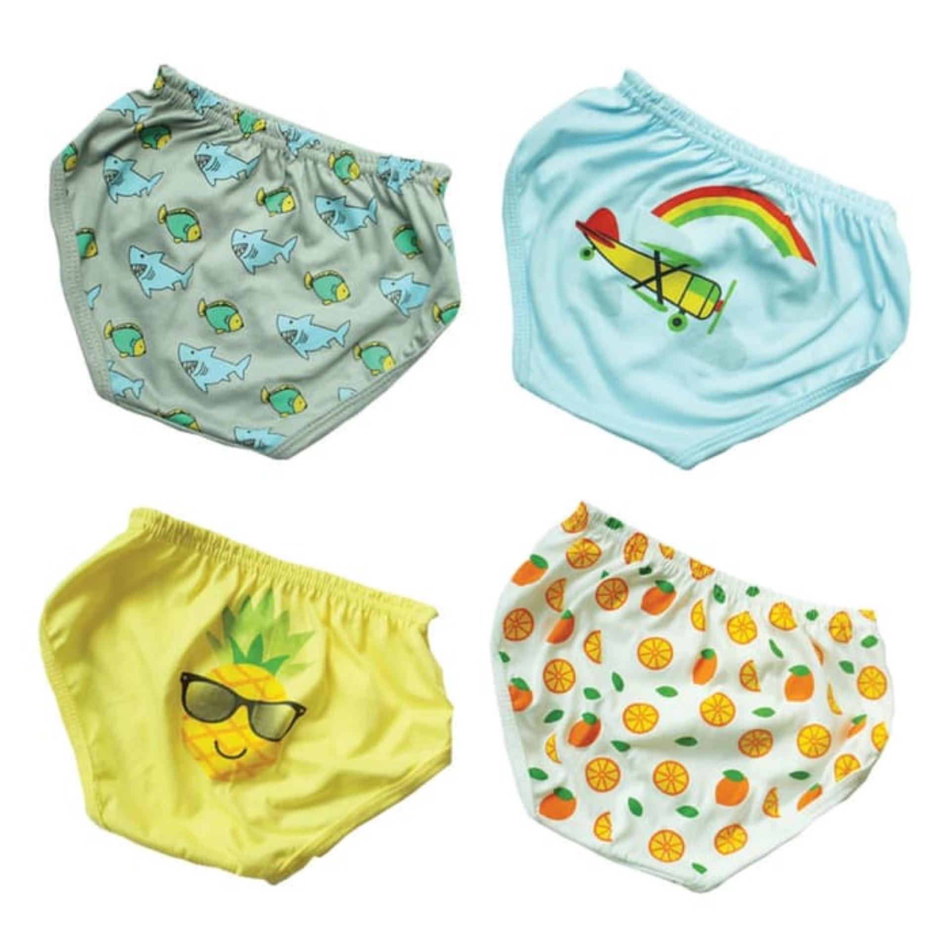 Celana Bayi Laki Terbaik Jegging Anak Size L 4 5 6 Tahun Jeging Panjang Joger Kazel Jobel Boys Underwear Baby Shark Edition Dalam 4in1