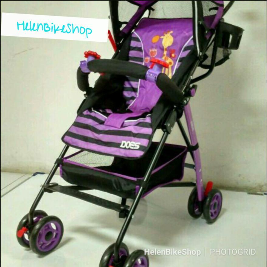 Stroller BabyDoes - Ungu