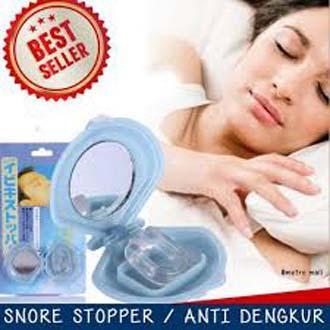 Produk Laris Laz COD - Snore Stopper Alat Bantu Anti Dengkur Ngorok Saat Tidur Bahan Gel Silicon Yang Sangat Aman