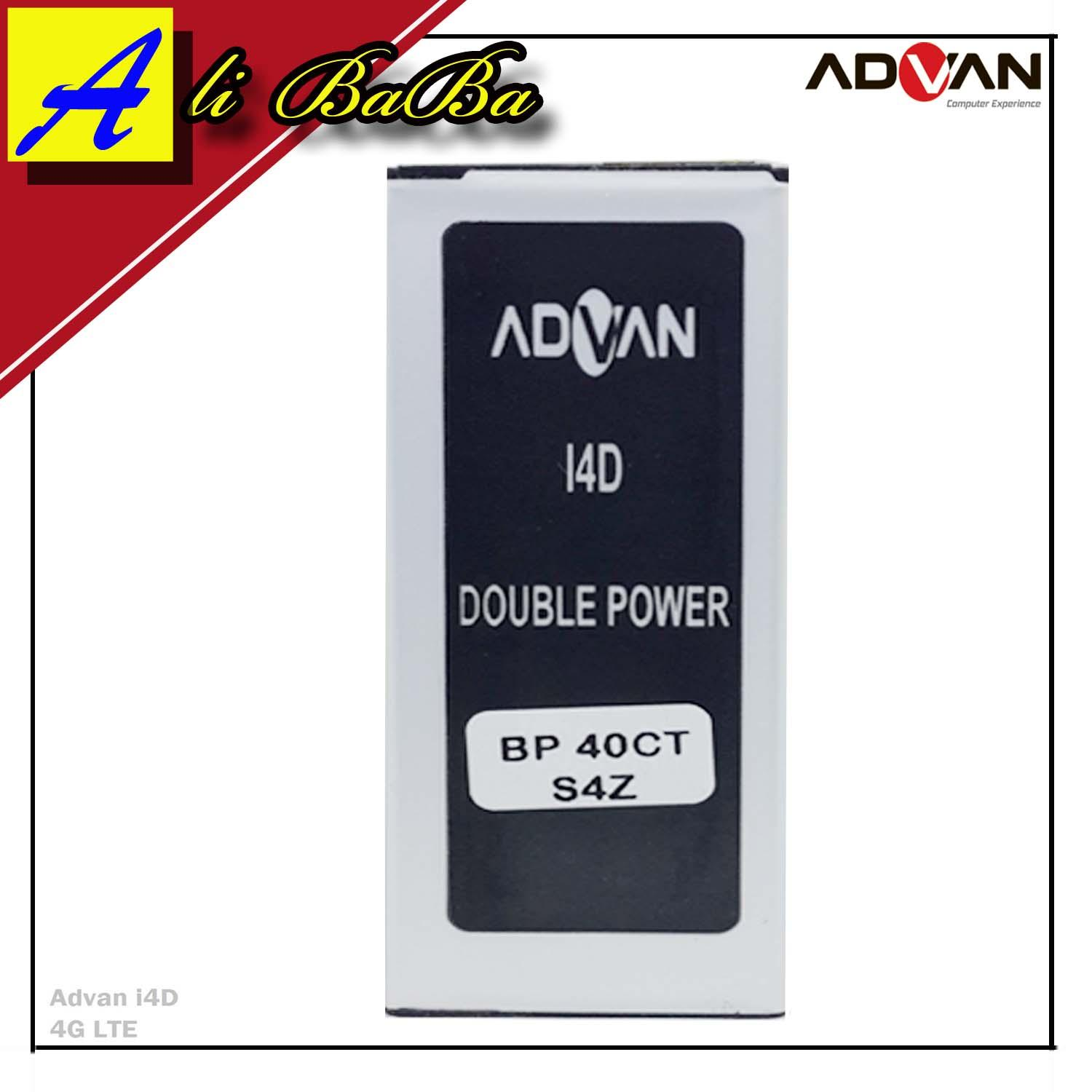 Jual Baterai Handphone Termurah Lengkap Battery Batre Evercoss A5a Advan I4d S4z Bp 40ct Double Power