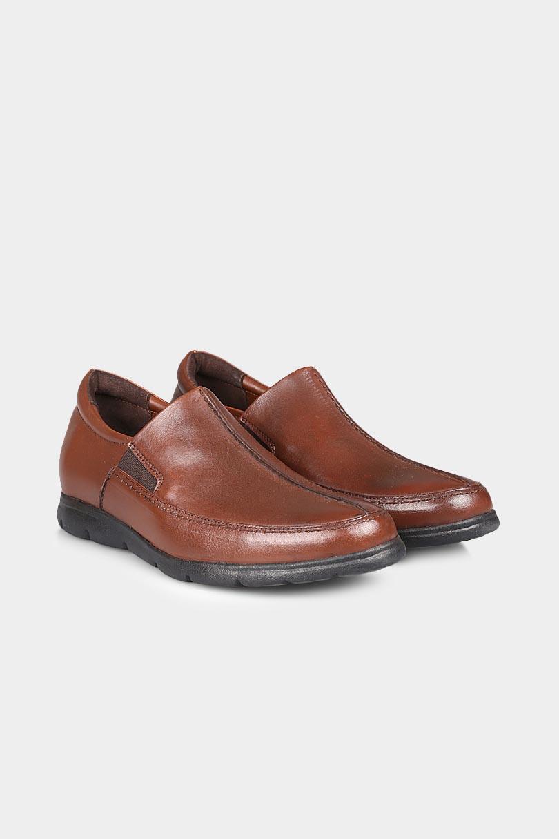 Cardinal Sepatu Boot Fashion Pria Maximus 6 Coklat