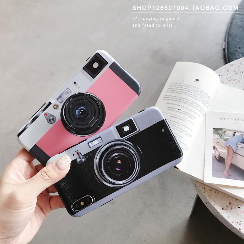 Casing HP Iphone8plus Silikon Kamera Apple ID Model Sama