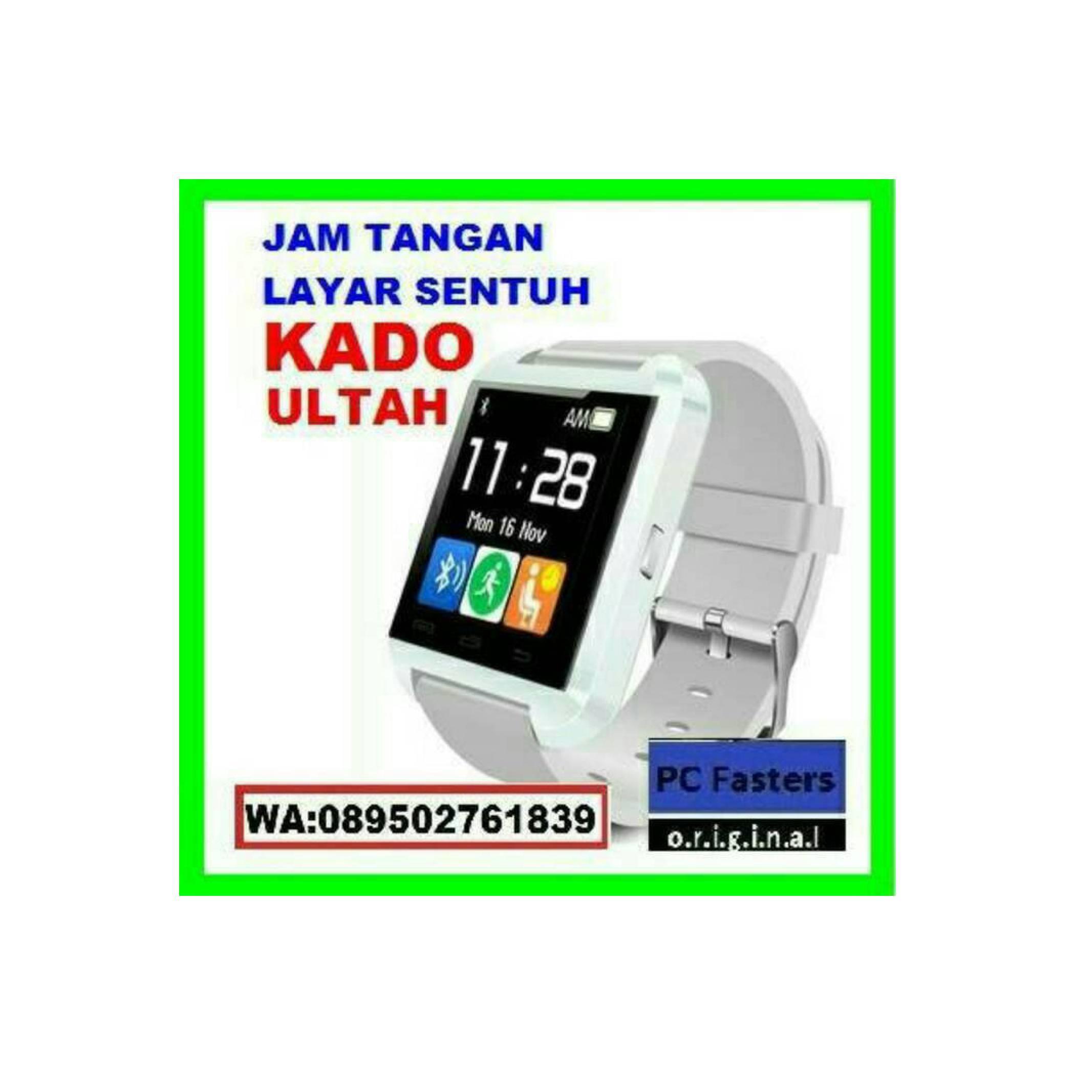 KADO HADIAH SMARTWATCH / HP HANDPHONE JAM TANGAN UNIK XIAOMI SAMSUNG