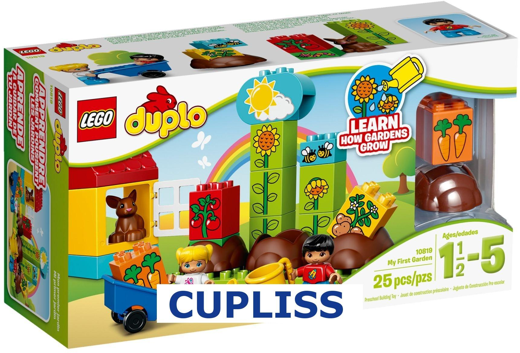 Buy Sell Cheapest Lego Duplo 10836 Best Quality Product Deals 10593 Fire Station 10819 My First Garden