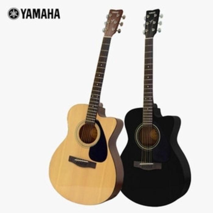 Yamaha Gitar Akustik Original FS100C Natural