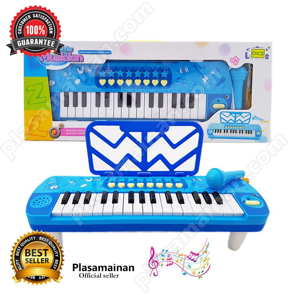 Aa Toys Mainan Anak Organ Piano Little Musician Bo 3206 - Mainan Anak Perempuan - Mainan Anak Laki Laki - Mainan Piano By Plasamainan.