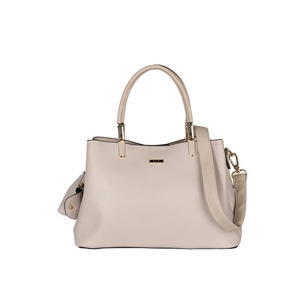 En-ji By Palomino Revita Handbag - Grey