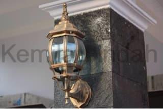 Penjualan LAMPU DINDING MINIMALIS OUTDOOR ANTIK FITTING E27 PILAR HIAS LED PIJAR terbaik murah - Hanya Rp335.239