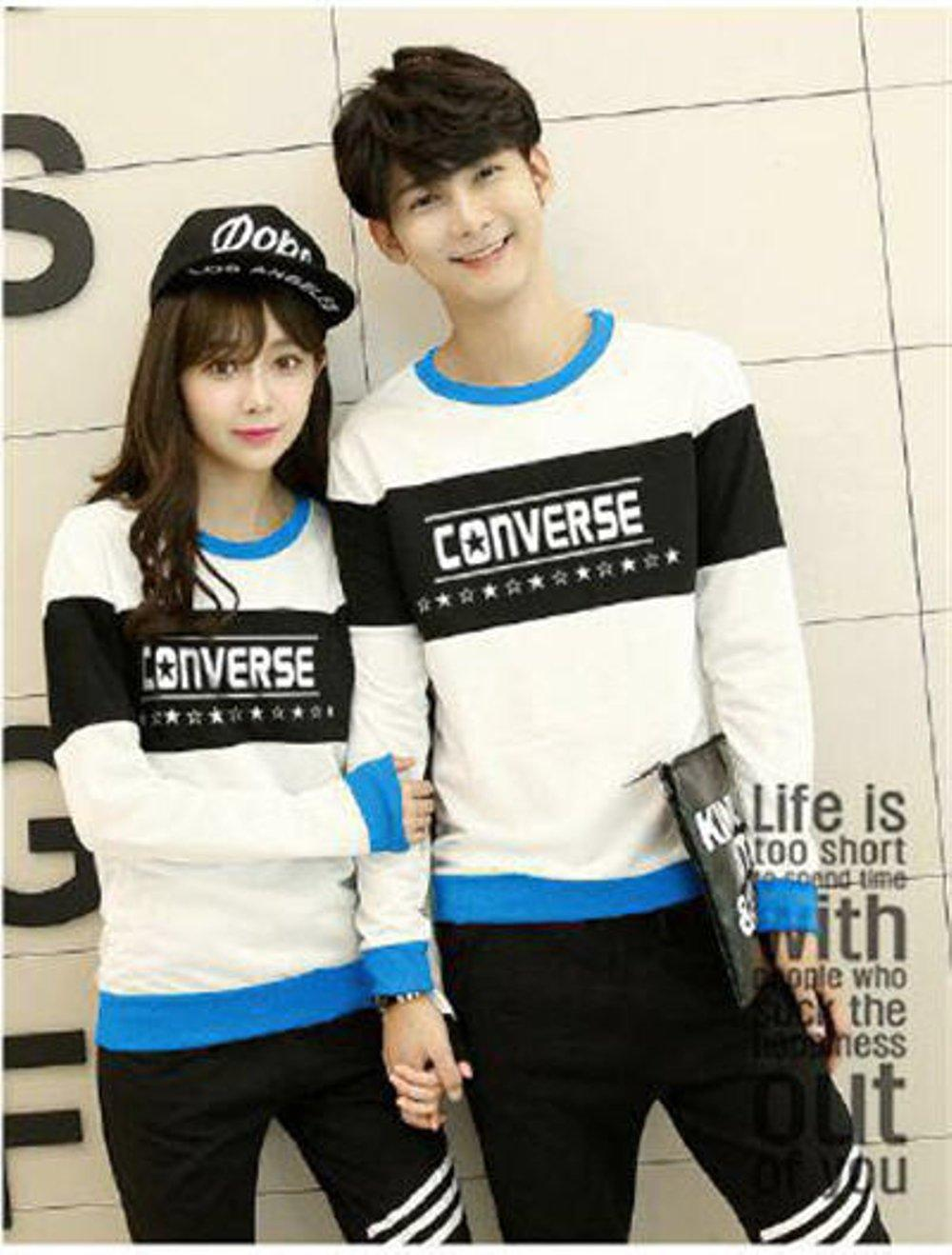 COUPLE LP CONVERSE PUTIH di lapak COUPLE GROSIR couplegrosir