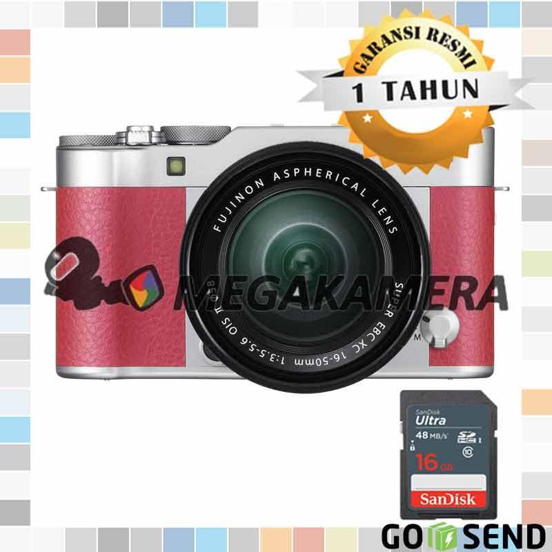 Fujifilm / Fuji X-A3 / XA3 Kit 16-50mm Camera Mirrorless